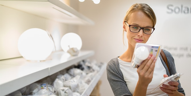Why new light bulbs make a difference