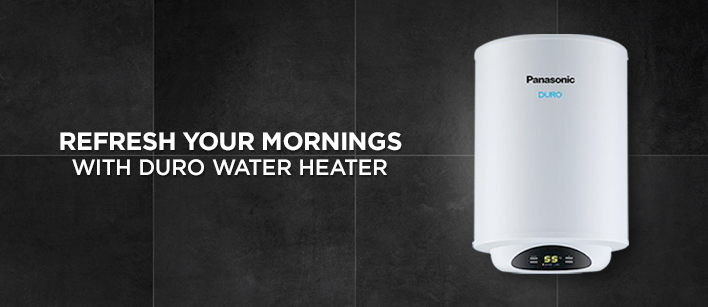 Refresh Your Mornings with Duro Water Heater