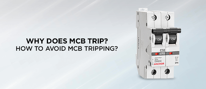 HOW TO AVOID MCB TRIPPING?