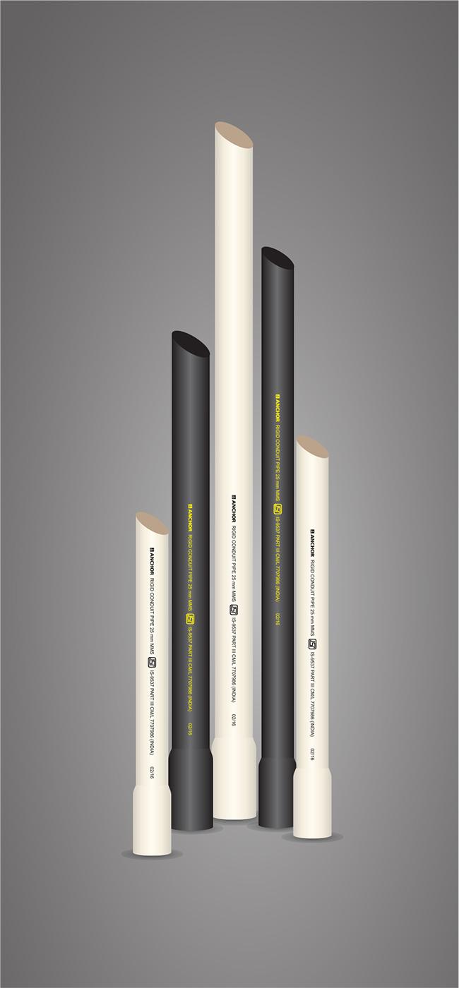 Rigid PVC Conduits