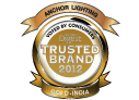 trusted brand 2012 awards & certification