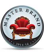 master brand awards & certification