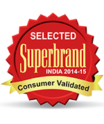 super brand india 2014-15 awards & certification
