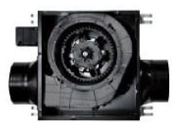 panasonic cabinet fan noise level