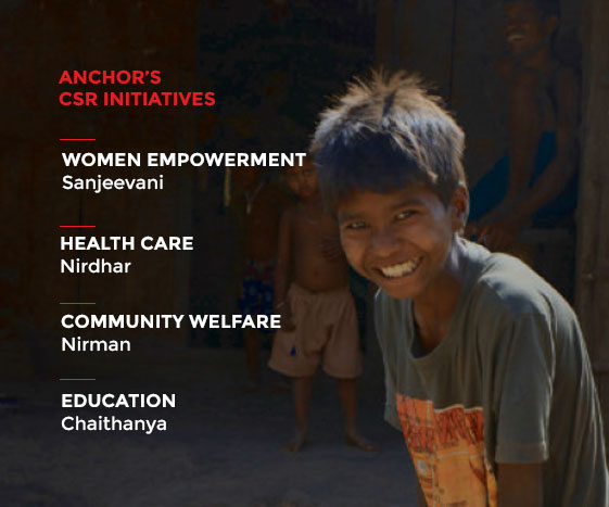 Anchor's CSR Initiatives