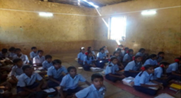 Aastha 1 - Solar Lighting for Ashram Schools in Jawahar