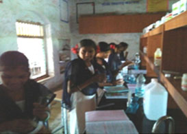 Aastha 2 - Science Laboratory for ashram school students