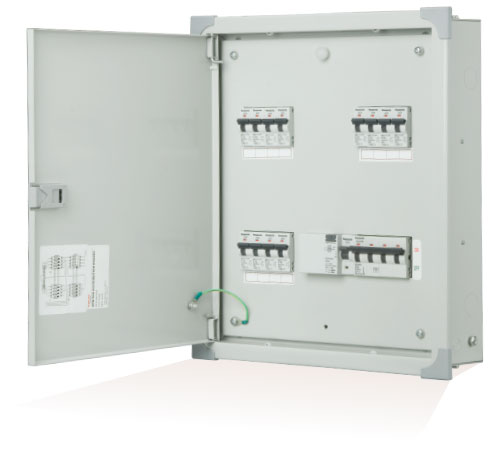 UNO flexi tier double door db Distribution Boards