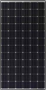 Panasonic photovoltaic modules HIT N240 Slim