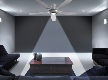panasonic ceiling fan LED Lighting Coverage