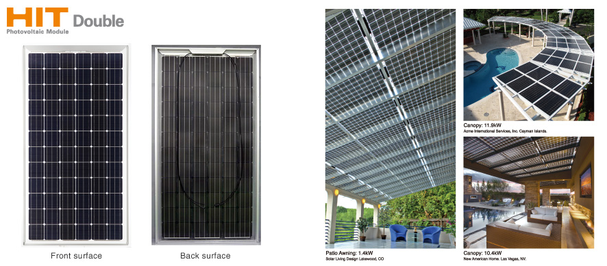 Solar Panel Products: Panasonic HIT - Best Solar Panels for