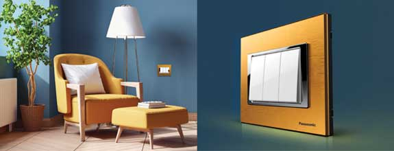Electrical Modular Light Switches And Sockets For Home India