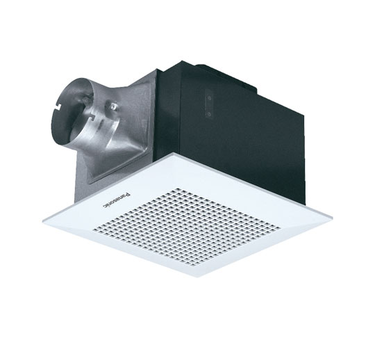 Panasonic ventilator fan ceiling mount