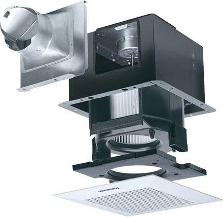 Panasonic ventilator fan super quiet