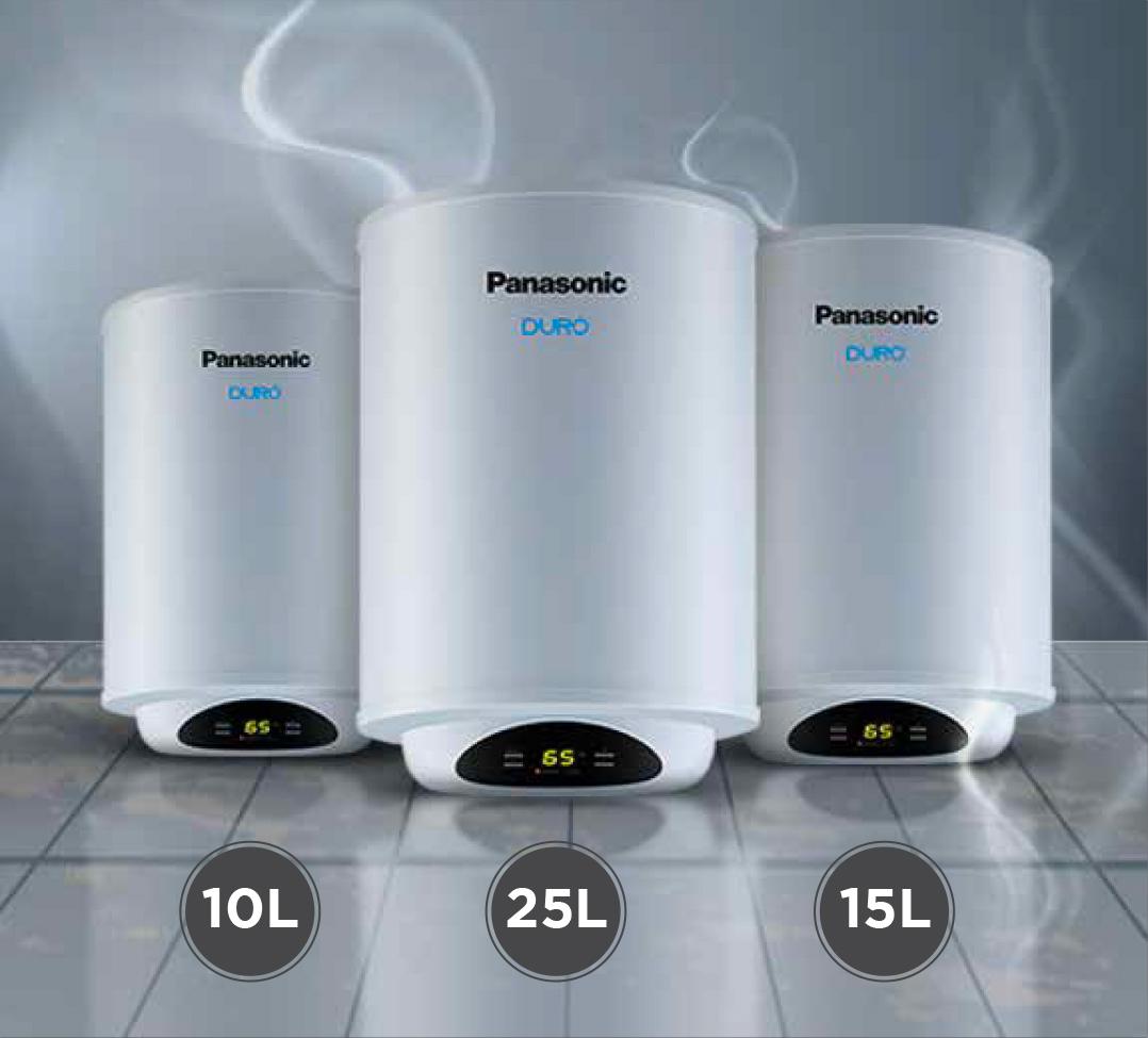 Panasonic Water Heater - Duro