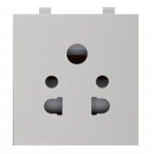10A Multi Socket for Cell Phone Pin or 2Pin & 3Pin Features, Specifications - Switch, Socket & Accessories Online India - Panasonic