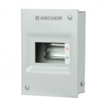 MCB ENCLOSURE SHEET - STEEL | Anchor Electricals