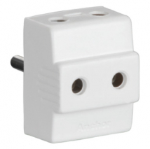 6A, 2 Pin Dulex MultiPlugs - Features, Specifications Online India - Anchor by Panasonic