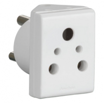 16A, Pilot Multi-plug MultiPlugs - Features, Specifications Online India - Anchor by Panasonic