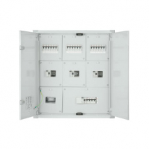 EIGHT SEGMENT DOUBLE DOOR DB | Anchor Electricals