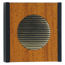Shan Wood Finished Stereo Doorbells - Features, Specifications Online India - Anchor by Panasonic
