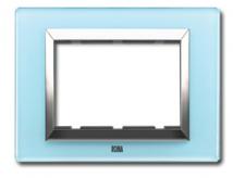 Roma Roma Vetro - Aqua Blue - Features, Specifications - ROMA Vetro Online India - Anchor by Panasonic
