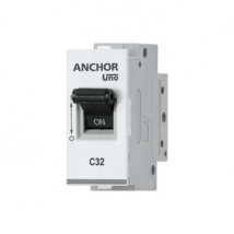 MINI MODULAR SP MCB 'C' TYPE | Anchor Electricals
