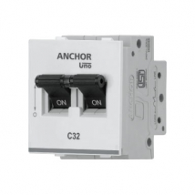 MINI MODULAR DP MCB 'C' TYPE | Anchor Electricals
