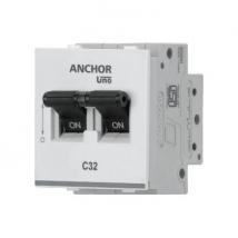 MINI MODULAR DP MCB 'C' TYPE | Anchor Electricals