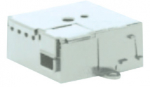 1 Channel Actuator for Installation in the Back of a Box