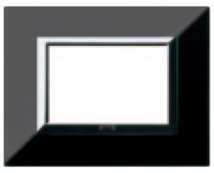 Domina plus(AVE) Absolute Black  - NAL COVER PLATE Home Automation - Features, Specifications Online India - Anchor by Panasonic