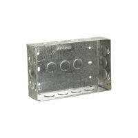 Modular Boxes Concealed GI Sheet Metal Boxes(20 Gauge) Features, Specifications - GI Modular Boxes Online India - Panasonic Life Solutions India
