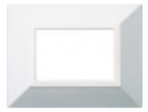 Domina plus(AVE) Micalized Polished White - BMC cover plate  Home Automation - Features, Specifications Online India - Panasonic Life Solutions India