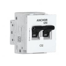 MINI MODULAR DP MCB C TYPE | Anchor Electricals
