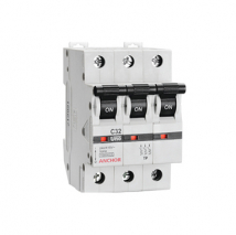 TP MCB 'C' TYPE | Anchor Electricals