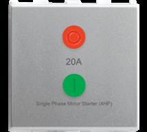 20A, Motor Starter, 2M (Silver) | Anchor Electircals