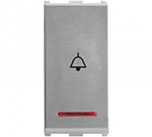 Roma 10A, Bell Push Switch with Indicator, 1M - Features, Specifications - Switches Online India - Anchor by Panasonic