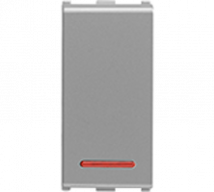 Roma Silver 10AX, 1Way Swith with Indicator, 1M - Features, Specifications - Switches Online India - Anchor by Panasonic