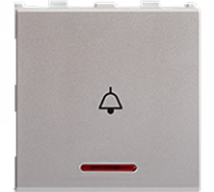 Roma 10A, Bell Push Switch with Indicator, 2M - Features, Specifications - Switches Online India - Anchor by Panasonic