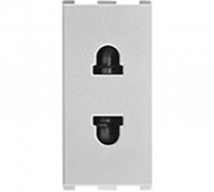 Roma 6A, 2Pin Uro Socket, 1M - Features, Specifications - Sockets Online India - Anchor by Panasonic