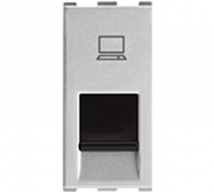 Roma RJ45, Computer Socket, Cat 5e, 1M - Features, Specifications - Support Module Online India - Anchor by Panasonic