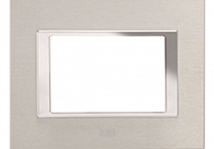 Roma Brushed Aluminium Features, Specifications - Plates Online India - Panasonic Life Solutions India