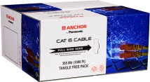 UTP 4 Pair CAT 6 LAN Cable