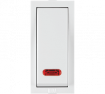Roma Roma White, 20A, 1 way Switch With Neon - Features, Specifications - ROMA CLASSIC SWITCHES Online India - Anchor by Panasonic