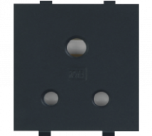 Roma Black Roma Black, 6A, 3 Pin Socket Features, Specifications - Sockets Online India - Panasonic Life Solutions India