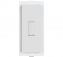 Roma White Roma White, Fuse unit For 16/10A - Features, Specifications - Support Module Online India - Anchor by Panasonic