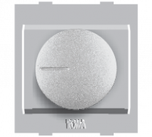 Roma Silver Roma Silver, Dimmer Dura 650W - Features, Specifications - Fan Regulators and Dimmers Online India - Anchor by Panasonic