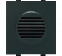 Roma Roma Black, Buzzer Dura 240V~50Hz - Features, Specifications - Support Module Online India - Anchor by Panasonic
