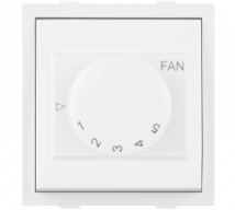 Roma Roma White, Fan Step Regulator Dura EME 100W - Features, Specifications - Fan Regulators and Dimmers Online India - Anchor by Panasonic