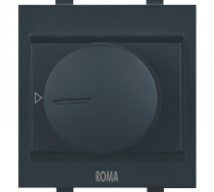 Roma Black Roma Black, Fan Step Regulator Dura EME 100W - Features, Specifications - Fan Regulators and Dimmers Online India - Anchor by Panasonic